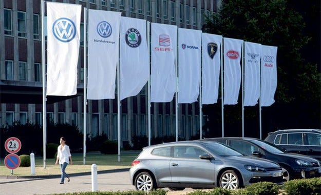 Volkswagen изпреварва Toyota по продадени автомобили