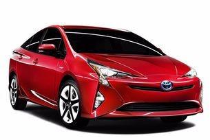 "Toyota Prius IV грабна приза ""Зелен Автомобил на 2016 """