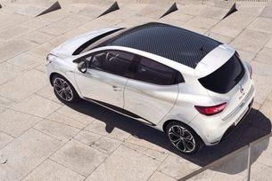 Специална серия Clio Edition One за обновения модел