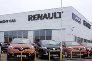 Renault изпревари Ford като втора по големина марка