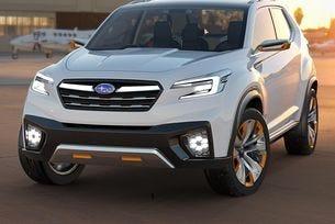 Subaru ще разработи електрически кросоувър