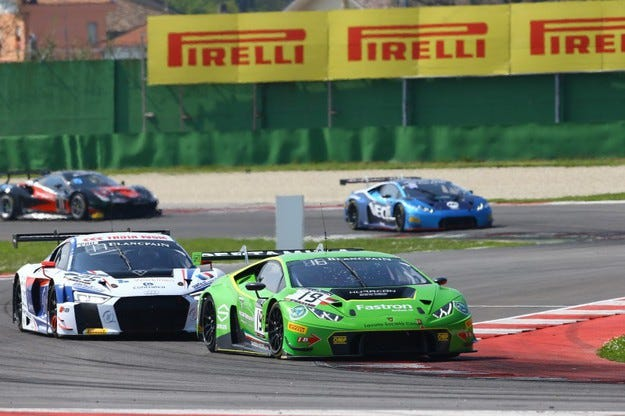 Lamborghini обмисля участие в Льо Ман