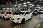 General Motors няма да продава завода си в Санкт Петербург