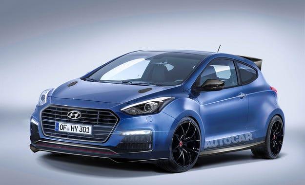 Hyundai планира да разработи конкурент на Focus RS