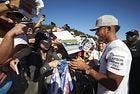 Гран при на Белгия: Хамилтън ще стартира последен