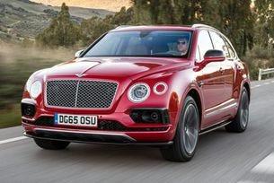 Bentayga ще стане първото Bentley с дизелов мотор