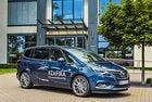 Пътешествие с Opel Zafira  от Франкфурт до Барселона