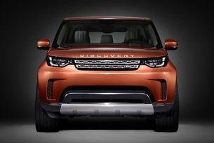 Land Rover разсекрети дизайна на новия Discovery
