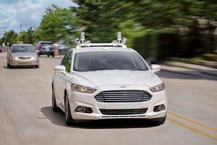 Ford ще пусне свой безпилотен автомобил до 2025 г.
