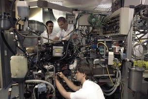 Бензинов и дизелов двигател в едно или HCCI моторите: Част 2