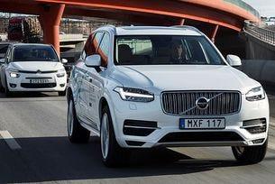 Volvo обяви цената на автопилота за серийните автомобили