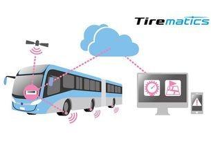 Bridgestone разкрива предимствата на Tirematics