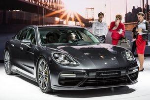 Porsche не изключва появата на Panamera 4 E-Hybrid с V8