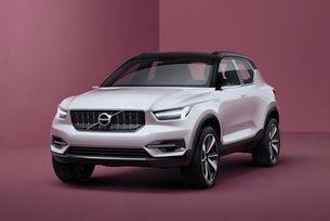 """Volvo е на път да се превърне в """"кросоувър компания"""""""