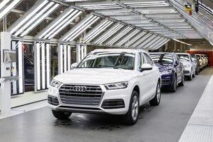 Audi откри нов завод в Мексико