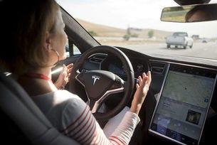 Забраниха на Tesla да нарича система с думата автопилот