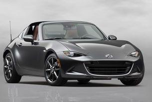 Mazda започва производството на MX-5 RF