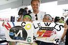 Гран при на Япония: И този път Нико не сгреши!
