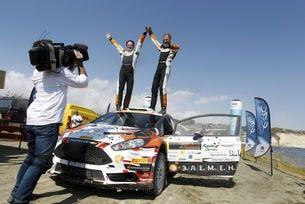 Рали Кипър: Лукянюк спечели последния старт за годината