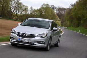 Продажбите на Opel в Европа с ръст от 5% от януари