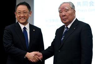 Toyota и Suzuki съвместно ще разработват нови технологии