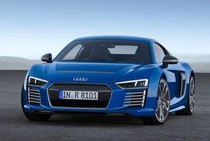 Audi спира производството на електрическия R8