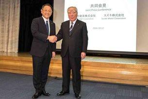 Toyota флиртува със Suzuki