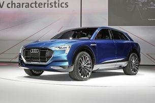 Audi определи име за бъдещите електрически автомобили
