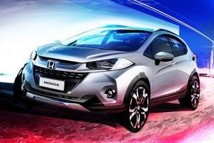 Honda разсекрети нов компактен кросоувър