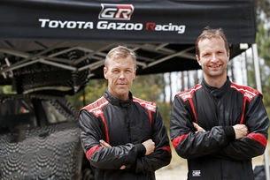 Toyota избра Ханинен за WRC