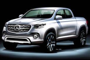 Обявиха премиерата на първия пикап Mercedes-Benz