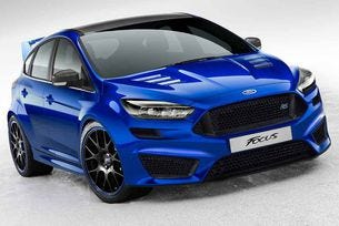 Ford замрази проекта за горещия Focus RS500