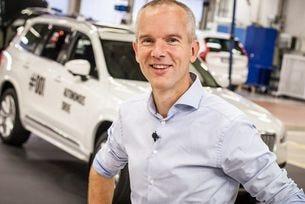 Volvo няма да брандира безпилотните си автомобили