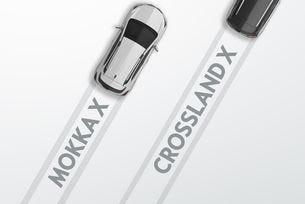 Opel кръщава новия си кросоувър Crossland X