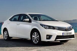 Toyota Corolla е най-продаваният автомобил в света