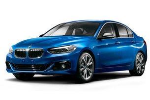 BMW представи най-малкия седан в гамата си