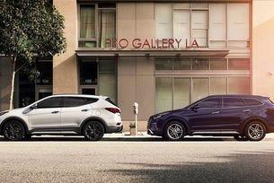 Hyundai разширява моделната гама с два кросоувъра