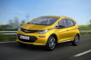 Opel Ampera-e изгражда нови стандарти в света