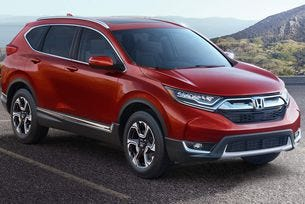 Honda започна производството на новия CR-V