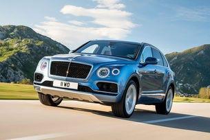 Обявяват сервизна кампания за Bentley Bentayaga