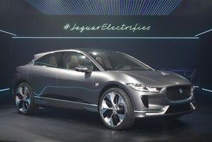 Jaguar ще произвежда електромобили на Албиона