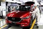 Mazda пусна на конвейера новия кросоувър CX-5