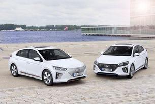 Hyundai IONIQ получи 5 звезди от Euro NCAP