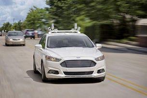 Ford започва безпилотни тестове в Европа