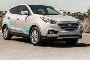 Honda и Hyundai няма да се откажат от водорода