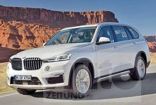 BMW ще направи M-версия на кросоувъра Х7