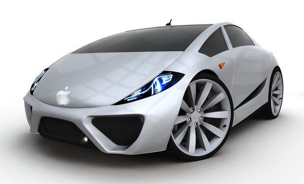 Apple ще продължи да развива безпилотен автомобил