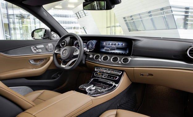 Continental превръща телефона в ключ за новата Е-класа