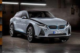 BMW подготвя да пусне конкурент на Tesla
