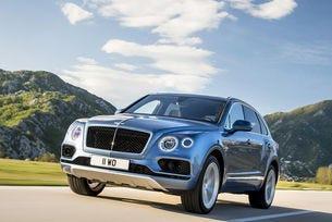 Bentley разширява гамата на кросоувъра Bentayga